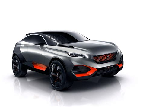 buy peugeot car peugeot quartz concept 2014 photos reviews news