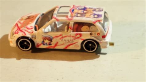 hot wheels anime hot wheels custom hot wheels japanese itasha anime