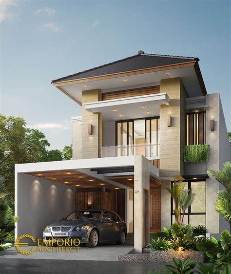 desain rumah ibu gaya  tangerang selatan arsitektur arsitekrumah arsitek