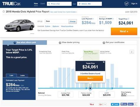buying   car  truecar  cars