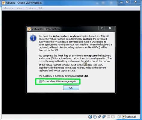tutorial install ubuntu lewat virtual box tutorial installing ubuntu inside windows using virtualbox