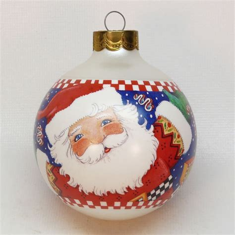vintage hallmark 1995 mary engelbreit christmas ornament