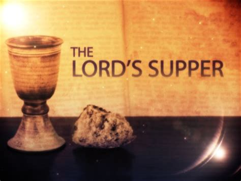 the lord s supper title centerline new media