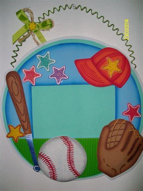 forrar pelota con goma eva apexwallpapers com portaretratos colgante beisbol manualidades con goma eva