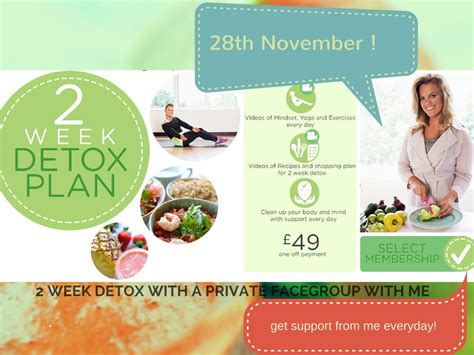 Detox 2 Weeks Before Wedding by The Rescue Plan 187 2 Week Detox