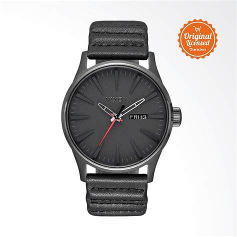 Jam Tangan Starwars jual wars sentry leather kylo jam tangan pria black