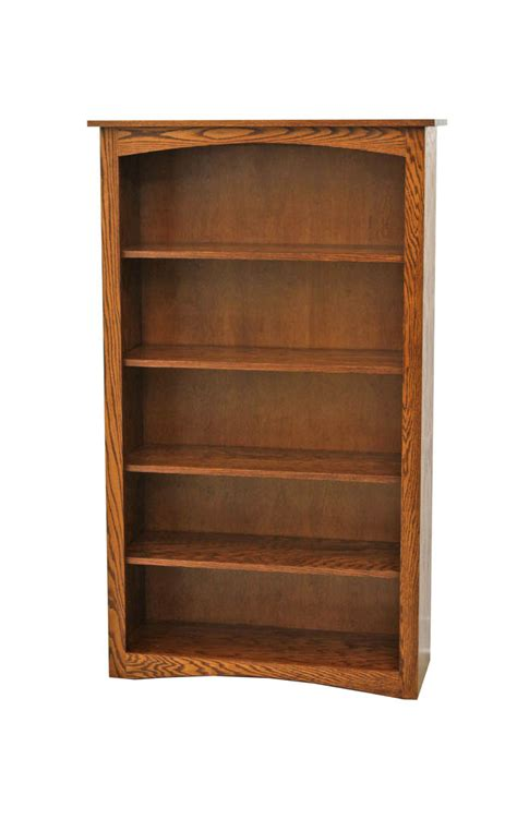 60 quot shaker bookcase craft furniture