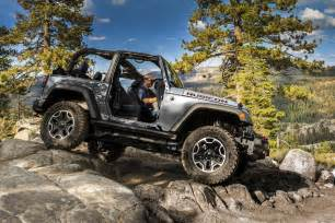 How To Road In A Jeep Will Jeep Up The Wrangler With An Ifs Road Xtreme