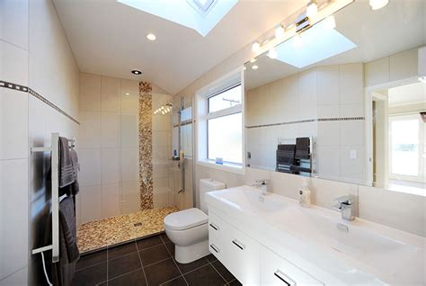 show house bathrooms our show home home building and renovations taupo new