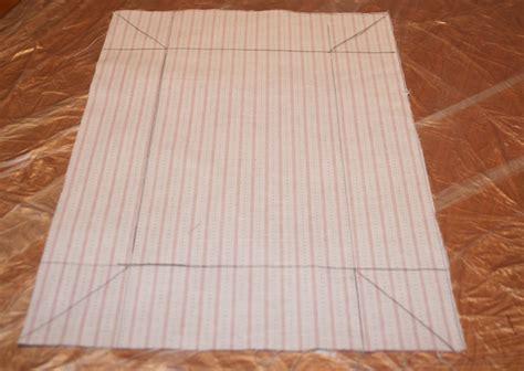 matratze zuschneiden anleitung f 252 r einen matratzen 252 berzug