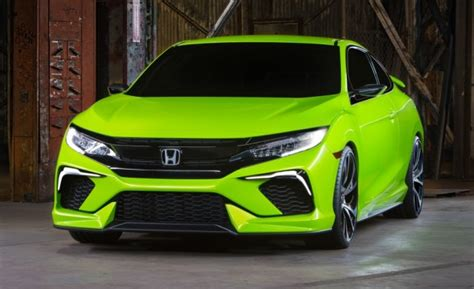 2016 honda civic si coupe price 2016 honda civic coupe price specs release date changes