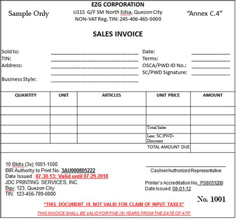 download non vat invoice template south africa rabitah net