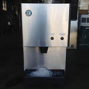 Used Hoshizaki Nugget Maker Machine Water Dispenser