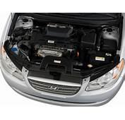 Image 2008 Hyundai Elantra 4 Door Sedan Auto SE Engine