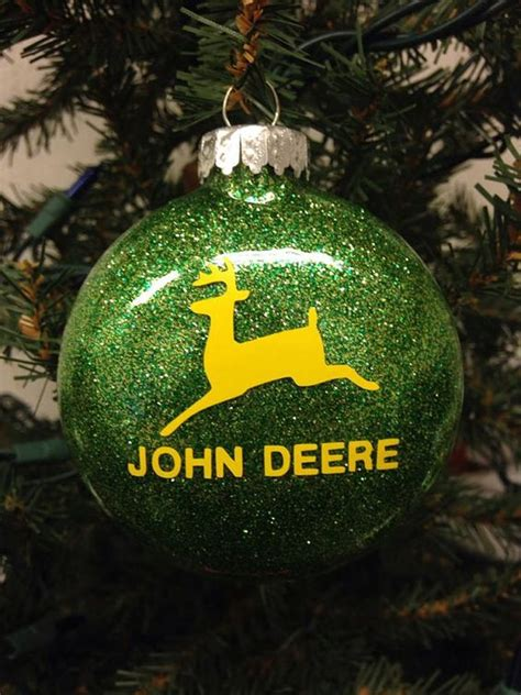 trees john deere and christmas trees on pinterest
