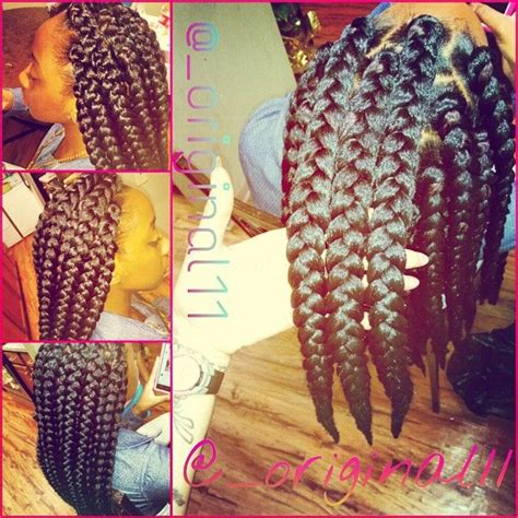 jumbo braids i like the size of these haircation 1000 images about hair on pinterest crochet braids