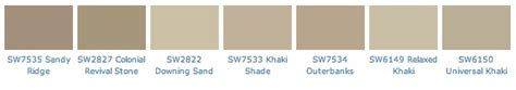 warm neutrals by sherwin williams interior design