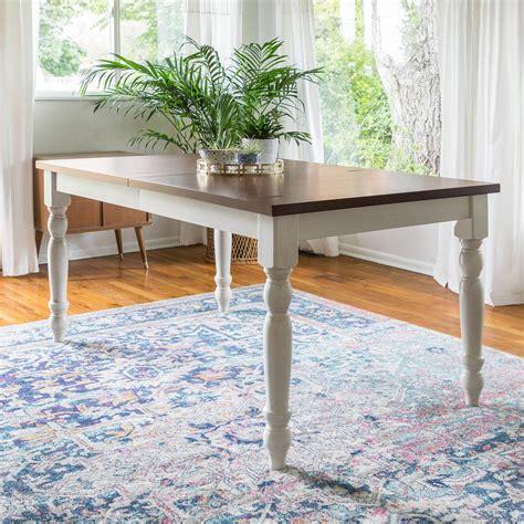 Aldridge Extendable Dining Table Home Decorators Collection Aldridge Antique Grey Extendable Dining Table 1673000270 The Home Depot