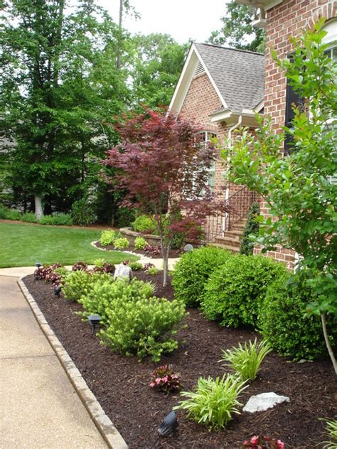 Williamsburg Virginia Traditional Landscape Landscaping Richmond Va
