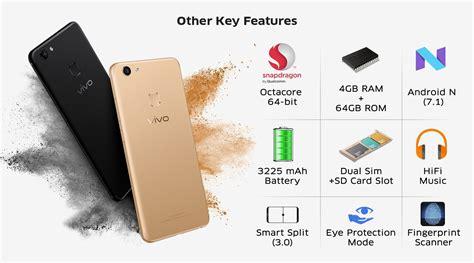 Vivo V7 New 24 Mp Garansi Resmi vivo v7 plus price in india v7 plus specification reviews features vivo v7 24mp clearer