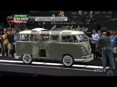 Most Expensive Vw by 63 Combi Most Expensive Combi Auction