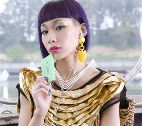 Mademoiselle Japan ancient and manish arora on