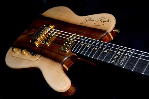 Handcrafted Guitar - custom