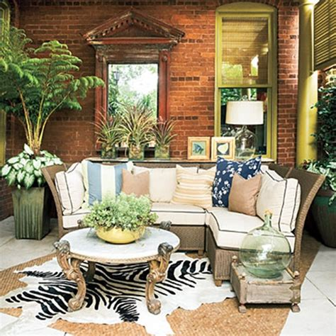 porch decorating ideas breezy summer porches from southern living southern hospitality