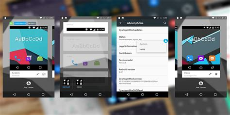 android developer forum theme chooser from cos13 only cm13 snapsh android development and hacking
