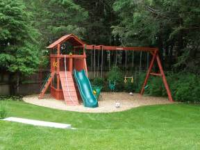 forts swingset ideas on pinterest by penguinsmomma swing sets play areas and climbing wall