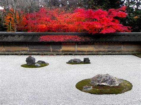 Ryoanji Rock Garden Kyoto Temples And Shrines Information