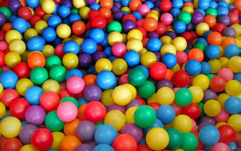 color balls testing colors on your website with galen framework