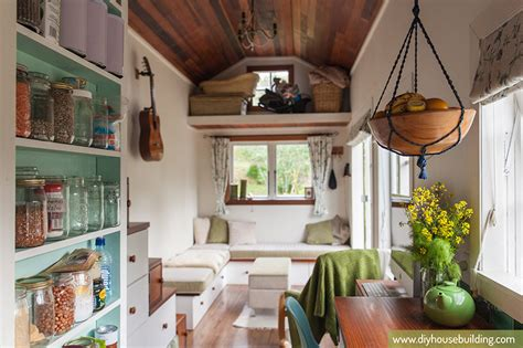 Buy Tiny House Plans by Tiny House Pictures Life In Our Tiny Trailer House One