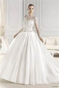 Wedding Dressers La Sposa 2015 Wedding Dresses Glamour Bridal Collection