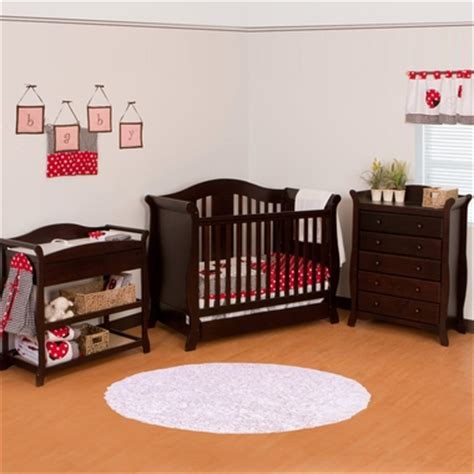 Crib Dresser And Changing Table Set Storkcraft 3 Nursery Set Vittoria Convertible Crib Aspen Changing Table And Avalon 5