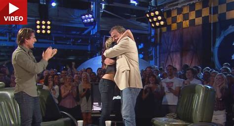 Cameron Diaz Is Offensive by Clarkson S Favorite Top Gear Moment Was Hugging Cameron Diaz