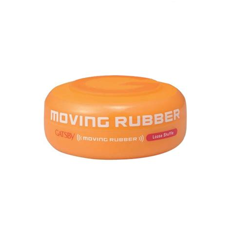 Gatsby Moving Rubber 80g gatsby moving rubber 80g