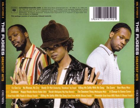 the fugees torrent ilcorsaronero info the fugees greatest hits 2003