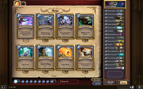 hearthstone deck hearthstone has more than 20 million players from all