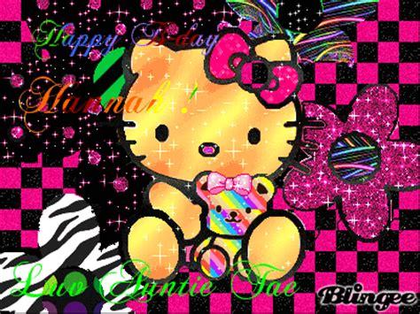 happy birthday cartoon emo mp3 download happy birthday hello kitty picture 49485455 blingee com
