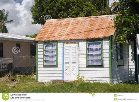 Historic Plantation House Plans by Barbados Chattel House Stock Image Image Of Chattel