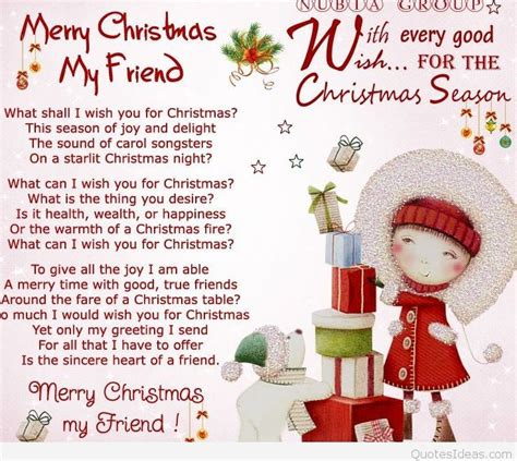 merry christmas  friends quotes christmas wishes quotes merry christmas poems merry