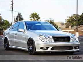 Mercedes W211 Mercedes W211 E55 Amg Tuning Benztuning