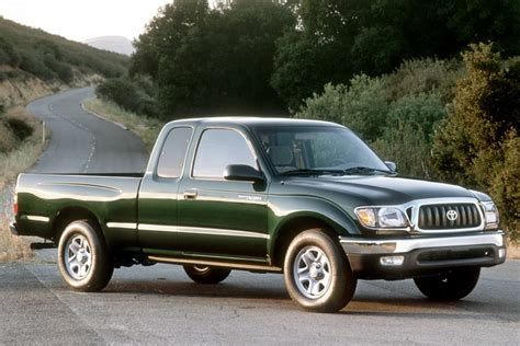 2003 toyota truck 2003 toyota tacoma overview cars