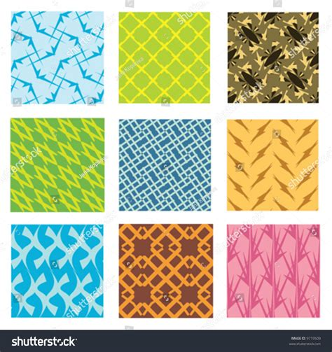 seamless pattern collection seamless pattern collection 25 vector collection of 9