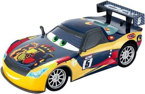 Disney Cars Carbon Racers Cup Power Turner Miguel Camino Dhn02 Disney Cars Carbon Racers Miguel Camino Power Turners Car