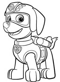 paw patrol pups coloring pages top 10 paw patrol coloring pages of 2017