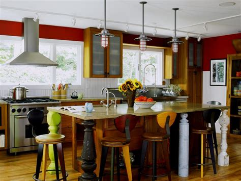 red eclectic kitchen photos hgtv 8 red kitchens to die for hgtv