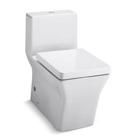 dual flush comfort height toilet kohler r 234 ve comfort height skirted one piece elongated