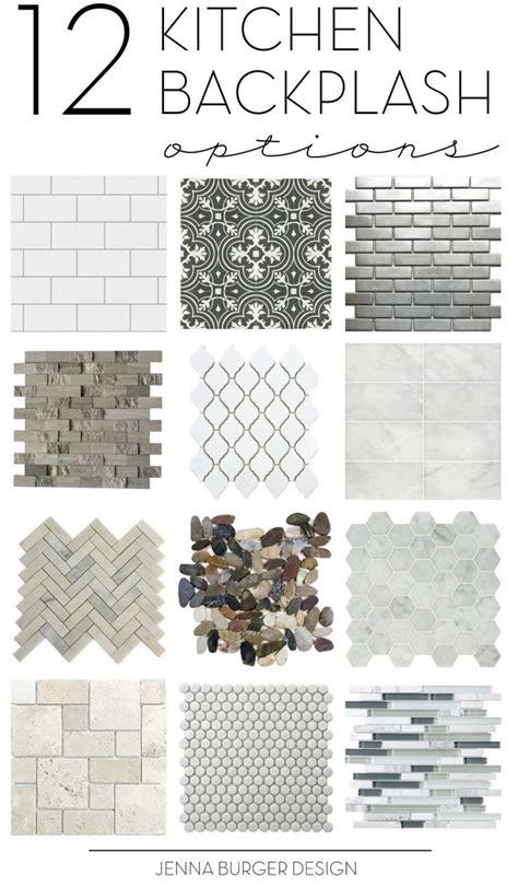 kitchen backsplash options kitchen tile backsplash options inspirational ideas